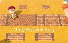 Animal Crossing Characters, Animal Crossing Villagers, Animal Crossing Qr Codes Clothes, Animal Crossing Game, Acnl Paths, Motif Acnl, Path Design, Motifs Animal, Island Design