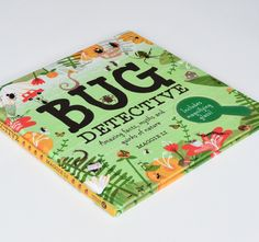 ebabee likes:Bug detective book: minibeast facts, myths & more - ebabee likes