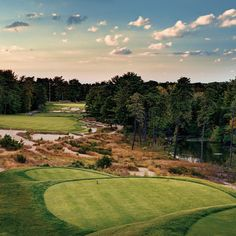 Pine Valley GC, New Jersey, USA.