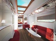 the world's most expensive motor home.