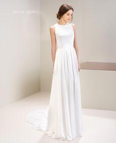 Vestido novia Jesús Peiró Ref.7053