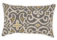 Galante Lumbar Throw Pillow