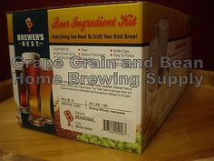 Brewers Best Belgian Tripel Beer Making Kit, Brewing Kit, Beer Ingredient Kit
