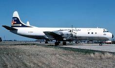 ANSETT Lockheed L-188AF Electra (VH-RMC)