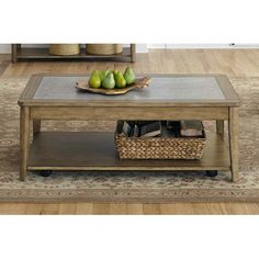 Found it at Wayfair - Rae Coffee Table