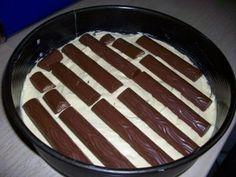 Das perfekte Duplo-Kuchen-Rezept mit Bild und einfacher Schritt-für-Schritt-Anleitung: Aus den Zutaten einen Rührteig bereiten und die Hälfte in eine…