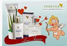 Forever Valentine Gifts for the one you love. Forever Business, Forever Living Products, My Forever, Little Gifts, Valentine Gifts, Aloe, Gentleman, Have Fun, Pride