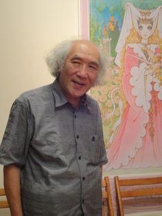 Master Makoto Takahashi, a gentleman!