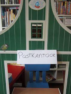 Maak van het AH-winkeltje een postkantoor