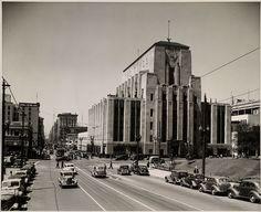 Art Deco ~ Los Angeles   Los Angeles Times Building, 1939