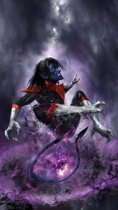Nightcrawler by John Gallagher *