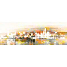 Parvez Taj 'Hong Kong' Canvas Art Print