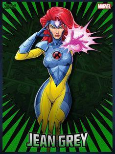 Dc Comics Girls, Marvel Girls, Marvel Heroes, Marvel Comics, Stan Lee, Jean Grey Xmen, Marvel Names, Jean Grey Phoenix, Dark Phoenix