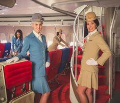Pan Am Stewardesses, 1965