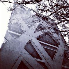 facade design Omotesado by Toyo Ito Tokyo Architecture, Architecture Awards, Gothic Architecture, Architecture Photo, Residential Architecture, Contemporary Architecture, Archi Design, Facade Design, Toyo Ito