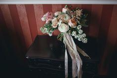 Peony Wedding Bouquets Vintage