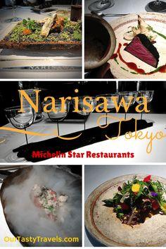 Narisawa Michelin Starred Restaurant in Tokyo, Japan - ourtastytravels.com