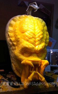 pumpkin carving by Pumpkin Sculpt USA 3