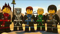 lego ninjago lloyd and nya - Google Search