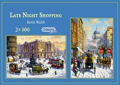 Gibsons puzzle - Late Night Shopping 500 pieces x 2 [Toy] Gibsons http://www.amazon.com/dp/B001324G18/ref=cm_sw_r_pi_dp_Dy8xwb1KYE8SC