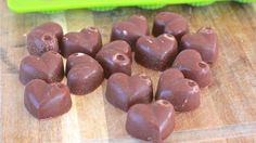 Peanut Butter Chocolate Fat Bombs Recipe | Divas Can Cook
