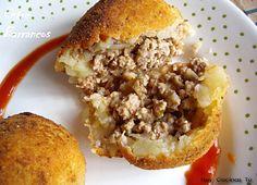 Hoy Cocinas Tú: Papas rellenas de carne