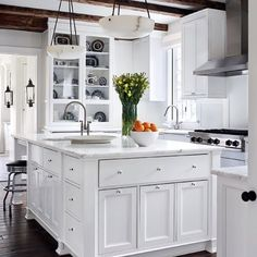 Chef's Whites : Architectural Digest
