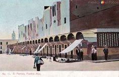 Fotos de Puebla, Puebla, México: Mercado El Parián