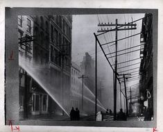 Great Baltimore Fire of 1904, Baltimore Street...