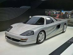 C112 Mercedes Concept