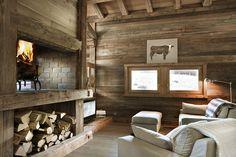 Alpine chalet comfort