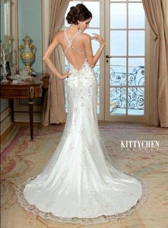 Kitty Chen Wedding Dresses Couture 2015 - MODwedding