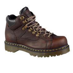 Tims shoes at Jouney for $99 at woodfield and fox valley Mens Dr. Martens Lace Boot - Brown