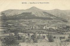 Seyne-les-Alpes - Vintage