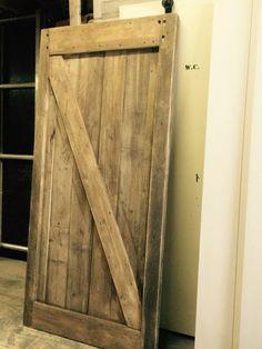 Ook een OLD LOOK schuifdeur  www.bruinbouw.nl
