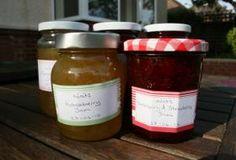 Jak udělat ostružinový džem | recept Jar Of Jam, Sugar Intake, How To Make Drinks, Natural Preservatives, Snacks, No Cook Meals, Nutella, Food And Drink, Homemade