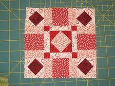 Nearly Insane Quilts: Block 38