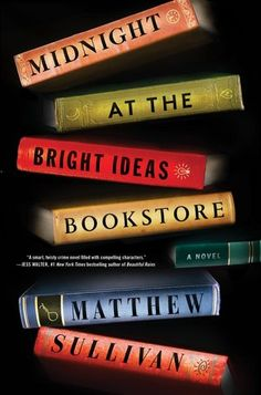A mystery set in a bookstore using books to solve it? Yes, Please!