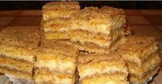 Tuti sütemények: Kijevi krémes – Puha, egyszerű és mennyei
