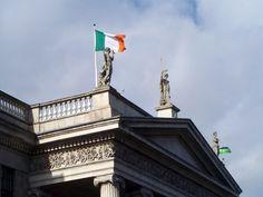 General Post Office in Dublin