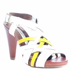Click Image Above To Purchase: Wendy Heel - White