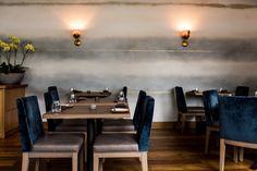 Restaurant Visit: A Nightbird in Flight, in San Francisco #architecture