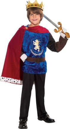 Boys' Prince Charming Costume - Party City