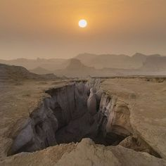 Star Valley, Qeshm Island, Persian Gulf, Iran (Persian: جزیره قشم ، دره ستاره ها) Photo by: M. R. Masoumi