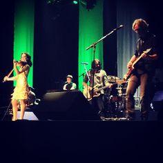 """Sharon Corr HSBC BRASIL 2013 """"The same sun"""" 2do álbum en solitario."""