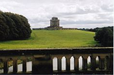 Mausoleum at Castle Howard