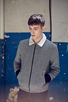 Winter 2014 - Collections Men Sweater, Collections, Winter, Sweaters, Fashion, Winter Time, Moda, Fashion Styles, Pullover