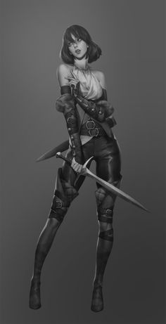 ArtStation - Tim Liu No matter if whether it is regarding activities, math comic Female Character Design, Character Design References, Character Drawing, Character Design Inspiration, Character Concept, Dungeons And Dragons Characters, Dnd Characters, Fantasy Characters, Female Characters