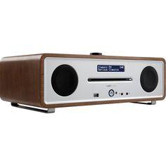 Superfi - RUARK AUDIO R4i CD DAB/FM RADIO WITH iPOD DOCK