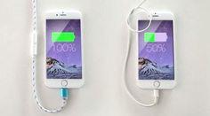 Trop long d'attendre que votre iPhone se charge au maximum ? C'est vrai que ça peut prendre une éternité, surtout si on est pressé. Et vu qu'il faut souvent le charger plusieurs fois